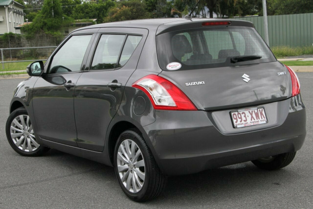 2011 Suzuki Swift FZ GLX Hatchback