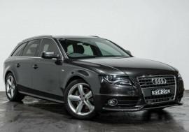 Audi A4 Avant S tronic quattro B8 8K MY11