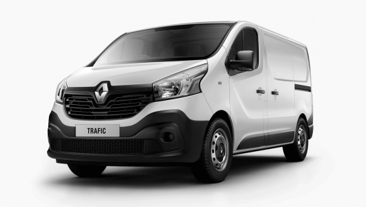 Renault TRAFIC 103kW Twin Turbo