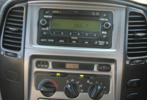 2006 Toyota Landcruiser HDJ100R GXL Wagon