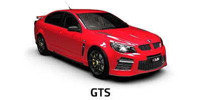New HSV GTS