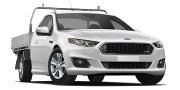 New XR6 Cab Chassis