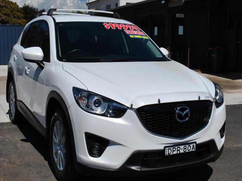 2012 Mazda Cx-5 KE1021 Maxx Maxx - Sport Wagon