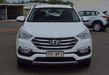 2015 MY16 Hyundai Santa Fe DM3 Series II Active Wagon