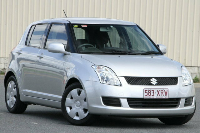 2010 Suzuki Swift RS415 Hatchback