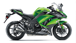 2017 Ninja 1000 Sport and Touring Perfectly Blended
