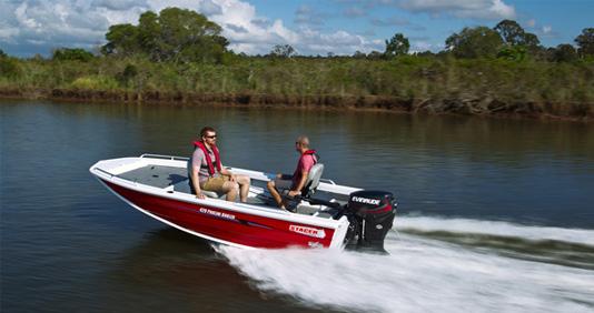New Stacer 429S Proline Angler