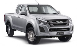 New Isuzu UTE 4x2 SX Space Cab Ute High-Ride