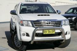 Toyota Hilux SR5 Double Cab KUN26R MY14