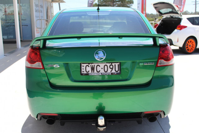 2010 Holden Commodore VE MY10 Sedan