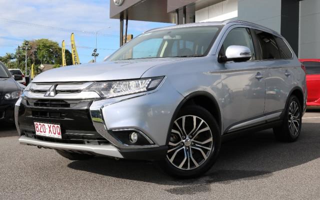 Mitsubishi Outlander ES ZJ MY14.5