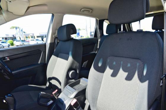 2008 Holden Captiva CG  SX Wagon