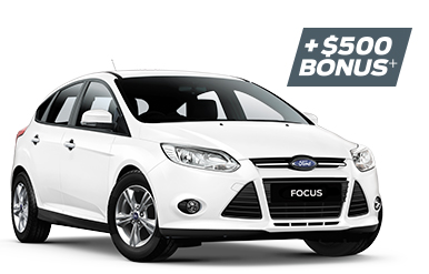 Focus Trend Hatch