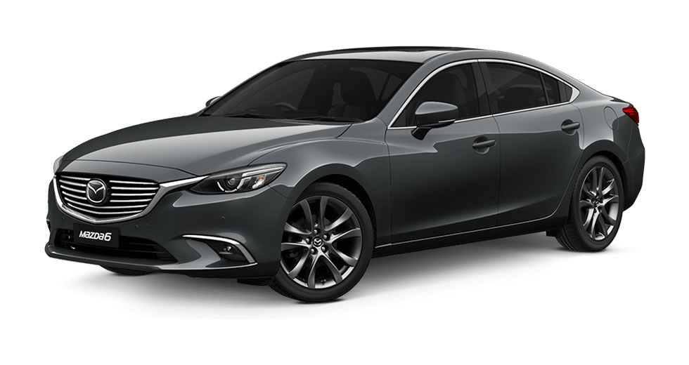Mazda6 Range | Sedan and Wagon