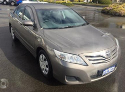 Toyota Camry Altise Used ACV40R
