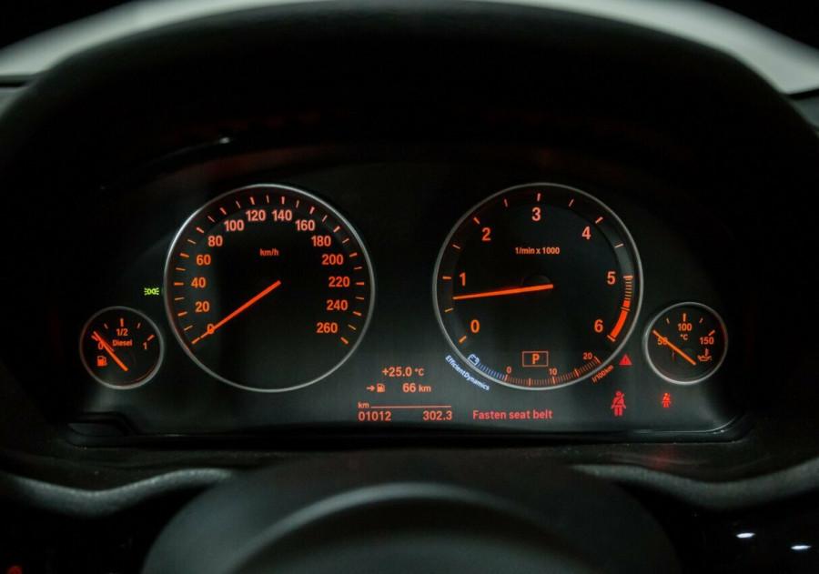 2016 BMW X3 F25 LCI xDrive30d Steptronic Wagon