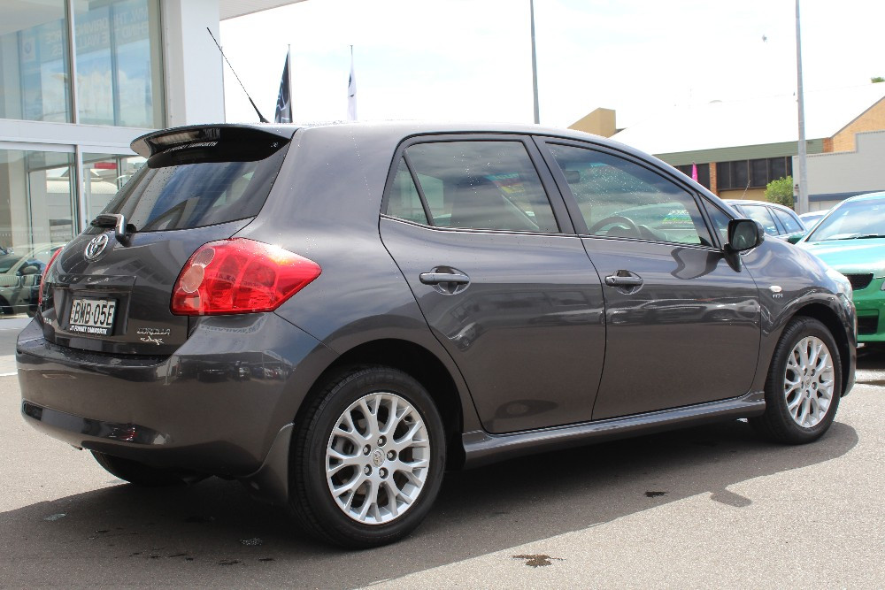 used 2009 toyota corolla zre152r edge hatch for sale in tamworth jt fossey ford. Black Bedroom Furniture Sets. Home Design Ideas