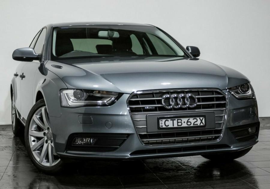 2014 Audi A4 B8 8K MY14 S tronic quattro Sedan