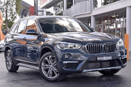 BMW X1 sDrive18d F48