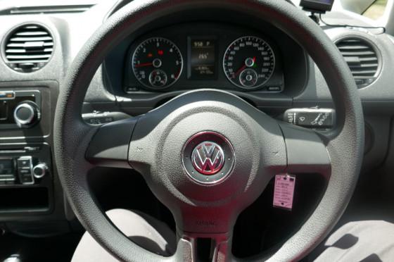 2012 MY13 Volkswagen Caddy 2KN  TDI250 Van