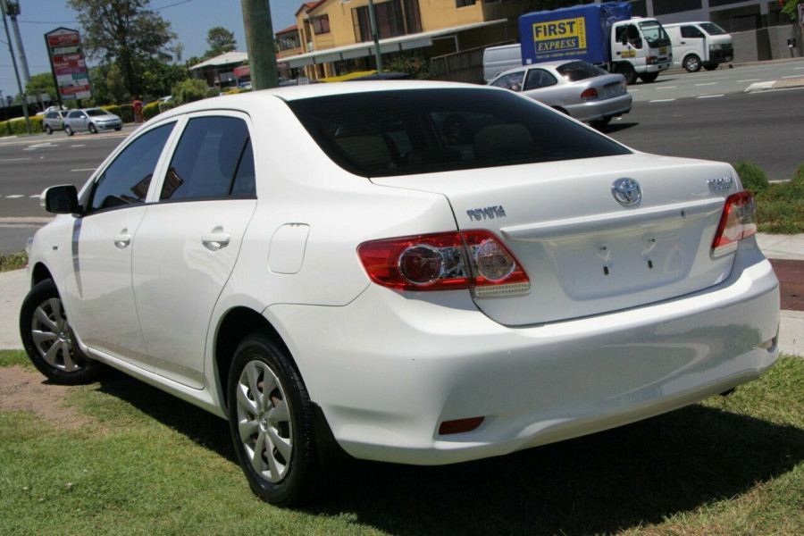 2012 MY11 Toyota Corolla ZRE152R MY11 Ascent Sedan