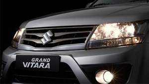 Grand Vitara Fog lights