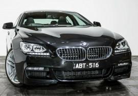 BMW 640d Gran Coupe Steptronic F06 MY0314