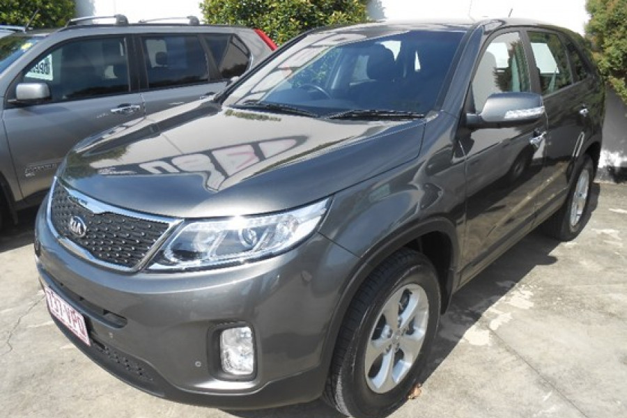 2014 kia sorento xm si wagon for sale in noosa crick auto group. Black Bedroom Furniture Sets. Home Design Ideas
