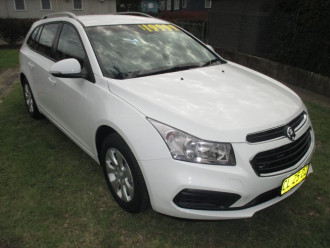 2016 Holden Cruze JH Series II CD Wagon