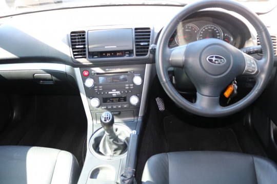 2008 Subaru Liberty 4GEN MY08 Sedan