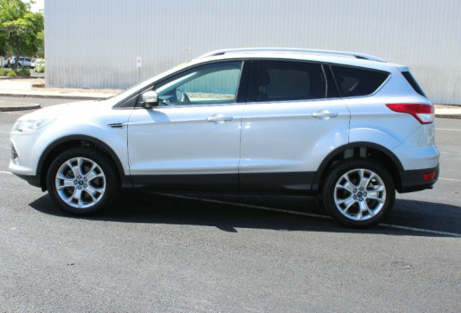 2013 Ford Kuga TF TREND PWRSHIFT AWD Wagon