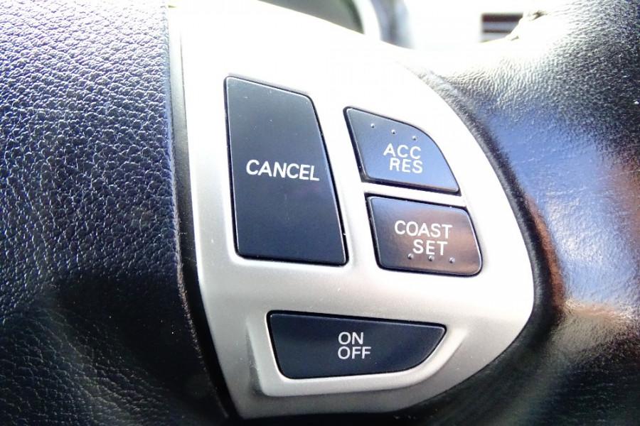 2010 MY11 Mitsubishi Lancer CJ  SX Sedan