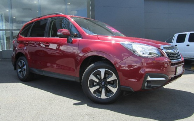 Subaru Forester 2.5I-L SPECIAL EDITION S4 MY16