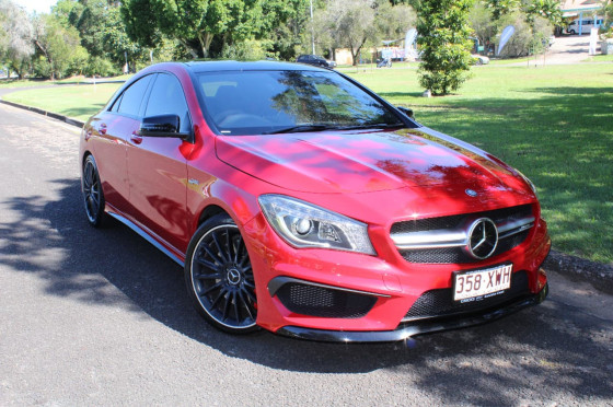 2014 Mercedes-Benz Cla45 C1 CPE Coupe