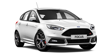 New Ford Focus ST Hatch