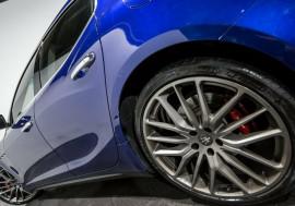 2014 Maserati Ghibli M157 MY14 S Sedan