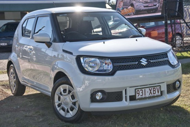 2017 Suzuki Ignis Mf Gl Hatchback For Sale In Brisbane