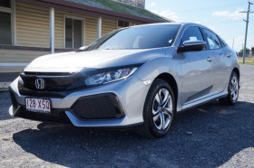 2017 Honda Civic Hatch 10th Gen VTi-S Hatchback