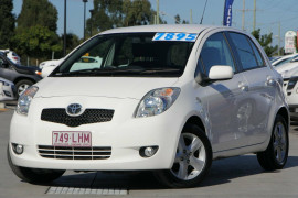 Toyota Yaris Rush NCP90R