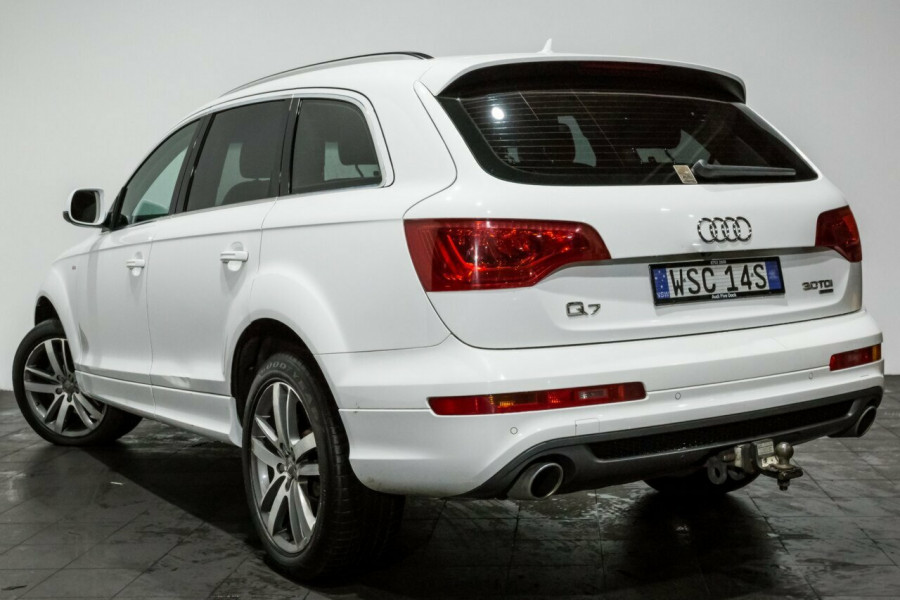 2010 audi q7 my10 tdi quattro wagon for sale in sydney. Black Bedroom Furniture Sets. Home Design Ideas