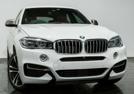 BMW X6 M50d Coupe Steptronic F16
