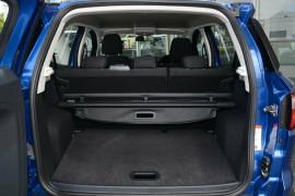 2017 Ford Ecosport BL Ambiente Wagon