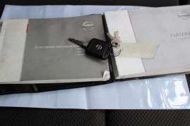 2014 Nissan Navara D40 S8 RX Utility