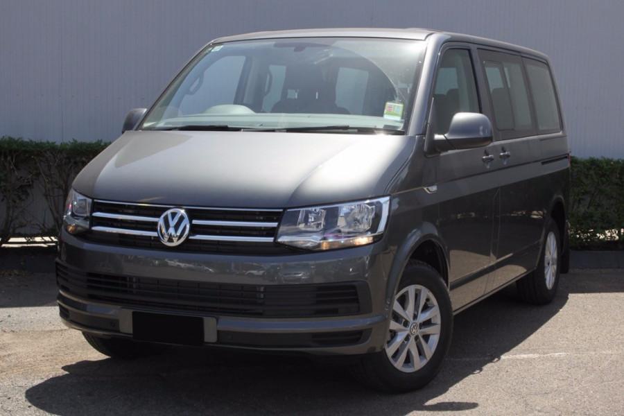 2017 Volkswagen Multivan T6 Comfortline Van