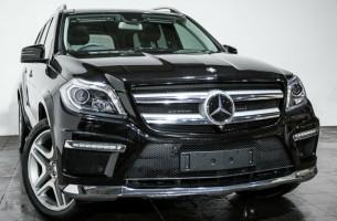 Mercedes-Benz GL350 BlueTEC 7G-Tronic + X166