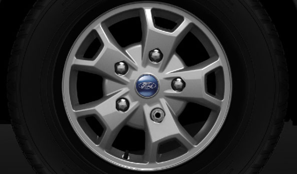 Alloy wheel lock nut set