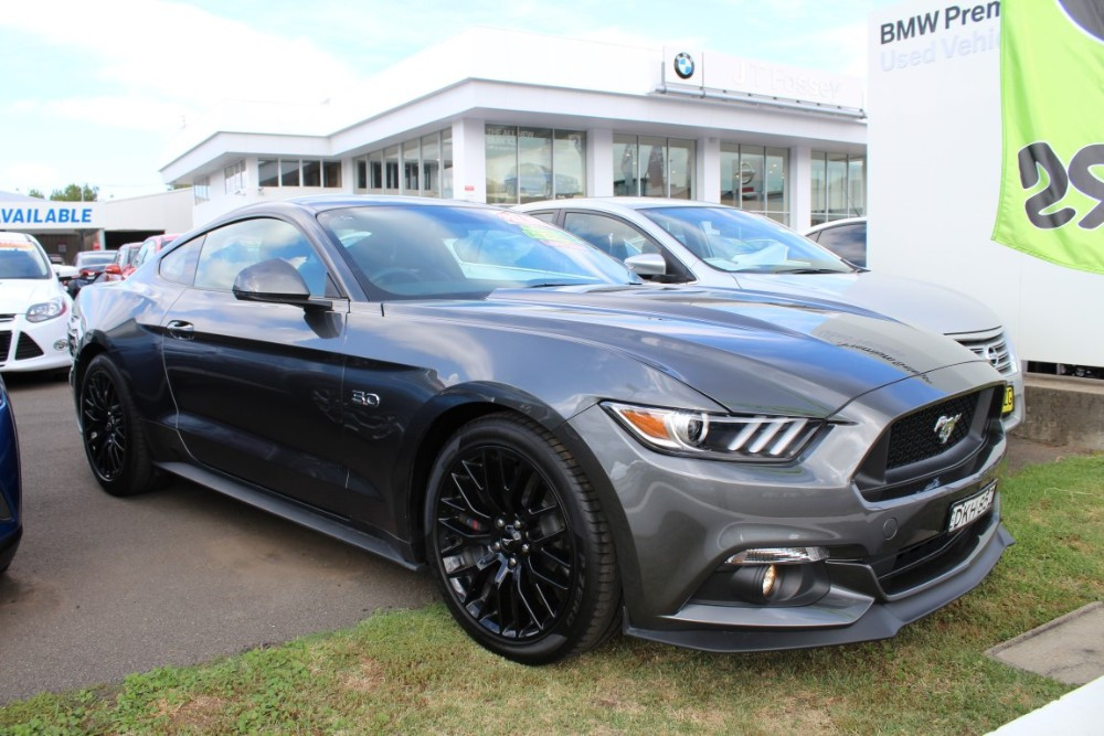 2016 MY17 Ford Mustang GT Fastback