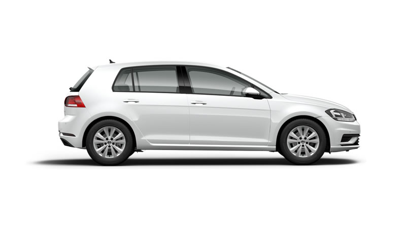New Golf 110TSI Trendline 6 Speed Manual