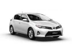 Toyota Corolla Ascent Sport Hatch