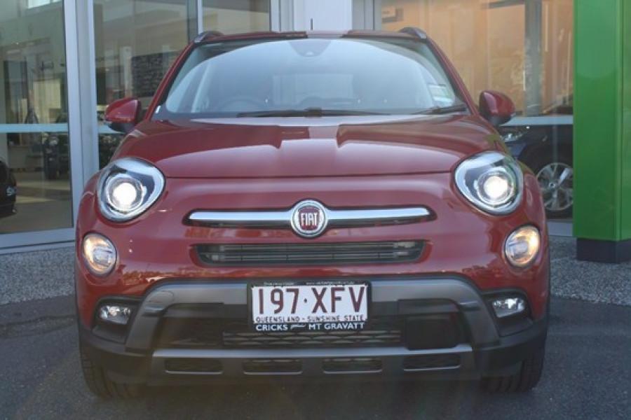 2015 MY16 Fiat 500X 334 Cross Plus Hatchback